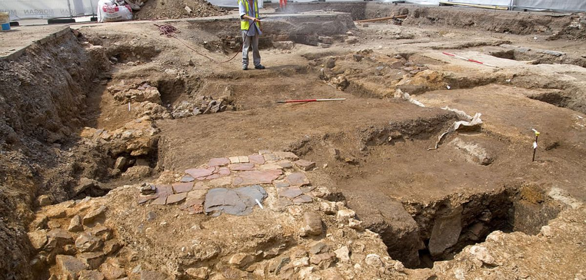 Richard's remains were found on site of the former Greyfriars Friary Church in the Leicester in 2012