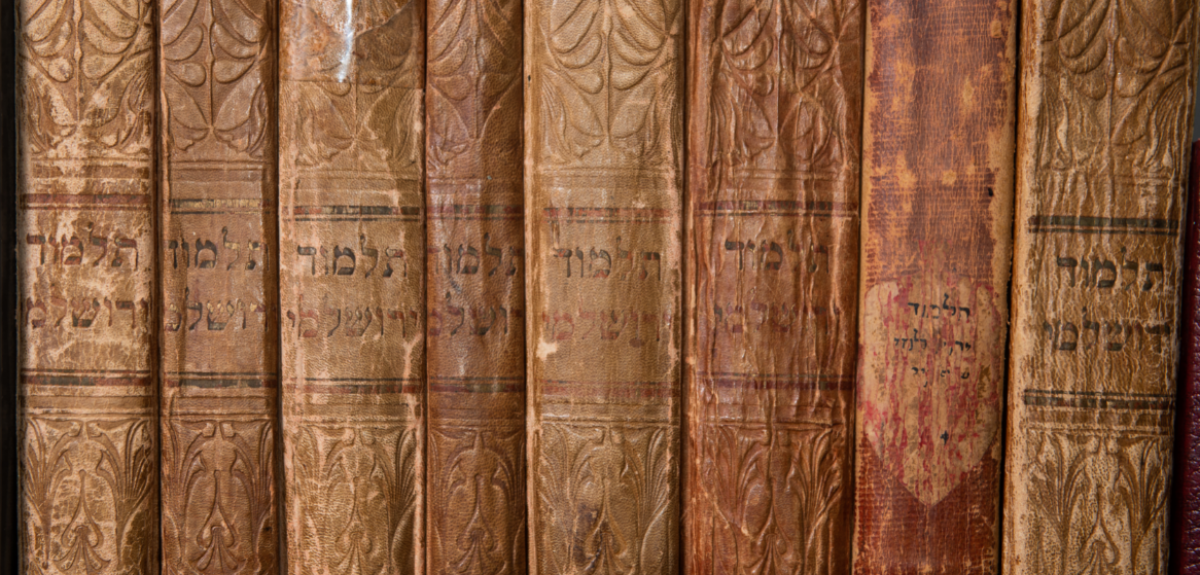 exquisitely illuminated manuscripts of the Hebrew Bible, such as the 15th century Kennicott Bible, still with its original goatskin box-binding