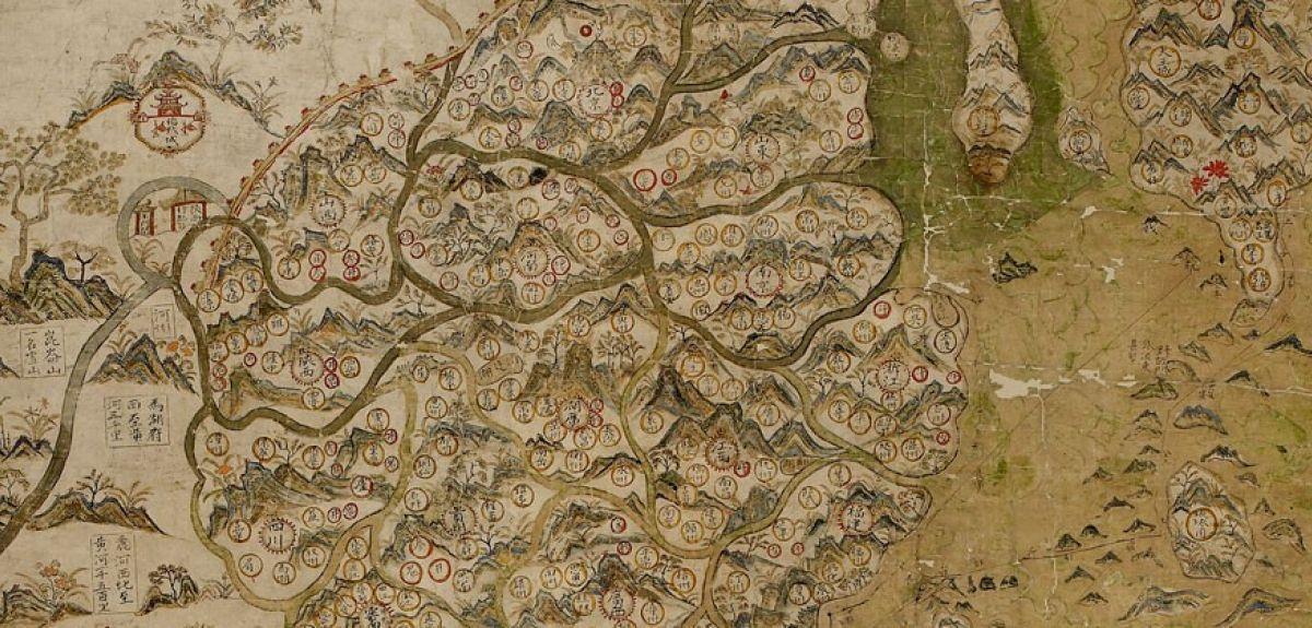 Selden map