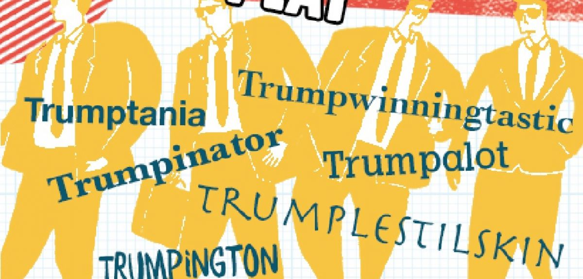 Trump graphic