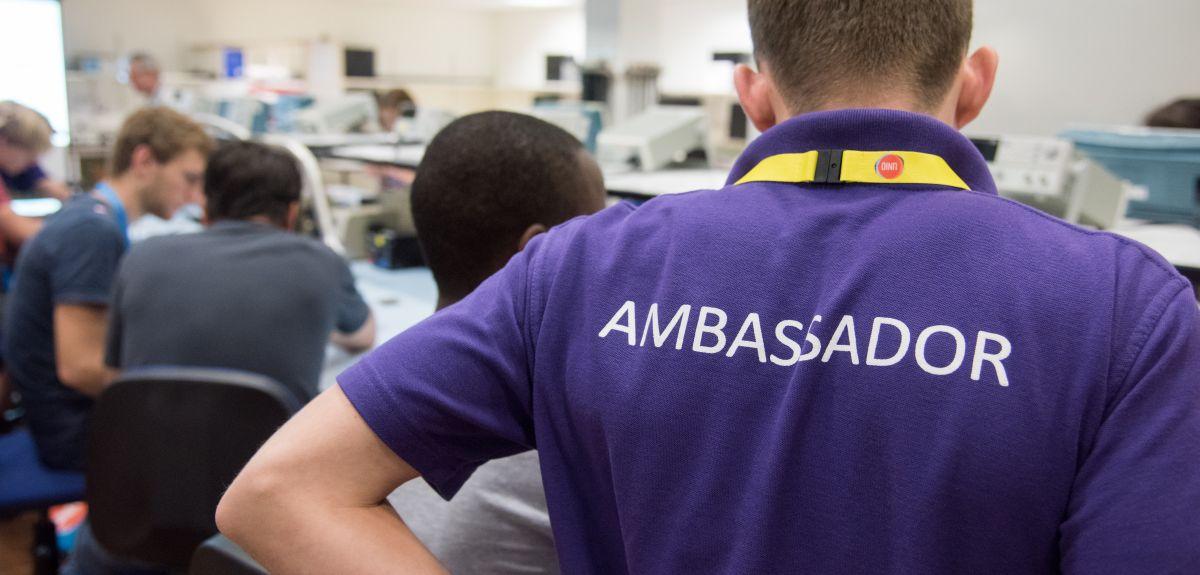 UNIQ ambassador