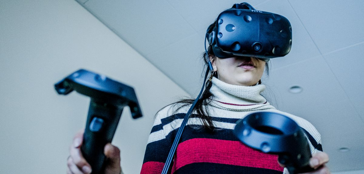 virtual reality to unpick causes of common diseases