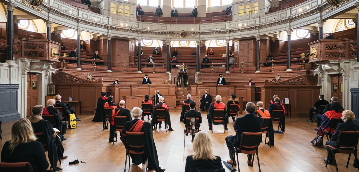 Vice-Chancellor's Oration 2020
