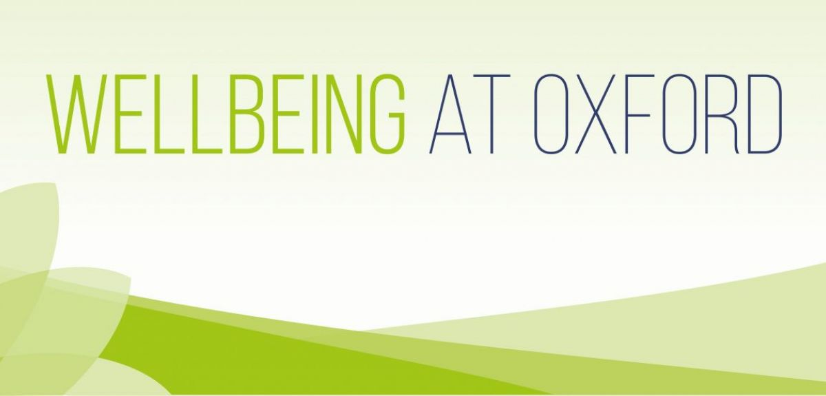 Wellbeing at Oxford