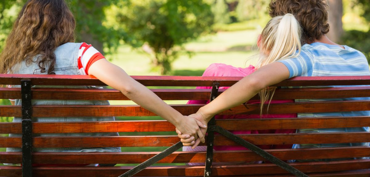 Humans divide into promiscuous and faithful groups