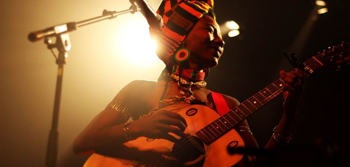 West African music