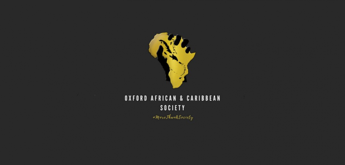 Oxford University African and Caribbean Society logo