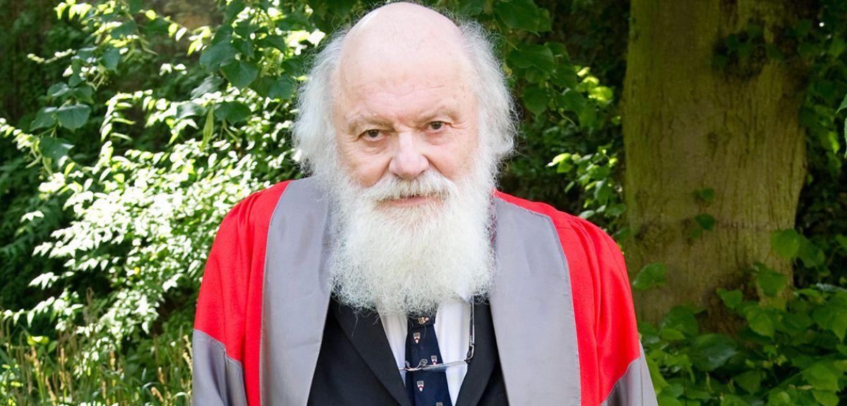 Geoffrey Hill, Professor of Poetry