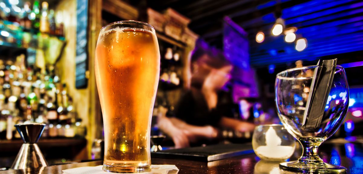 The researchers compared the accuracy of breathalysers among people in pubs and bars in Oxford.