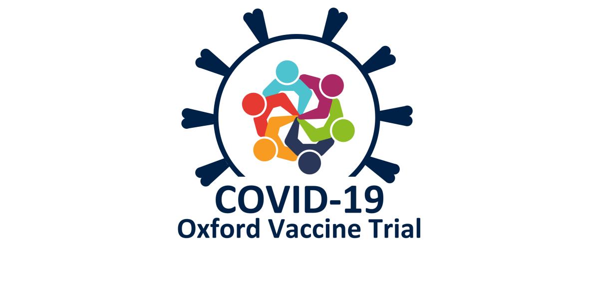 Oxford vaccine trial logo