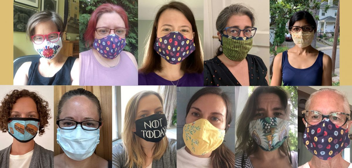 11 other women PhDs and clinicians – all experts in public health and related disciplines - dubbed the 'Nerdy Girls' by a follower. Their mission is to curate reliable, accurate and trusted information about the pandemic – and they have gathered tens of t