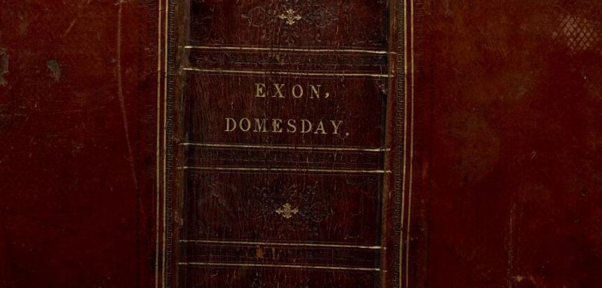 Domesday Book Cover