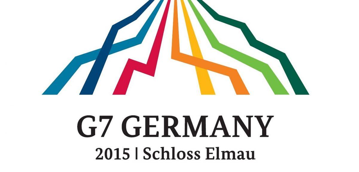 G7 2015 logo