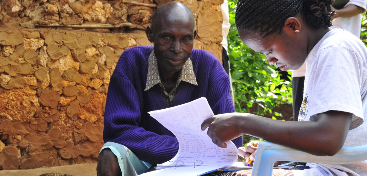 Global health research in a rural district of Kenya