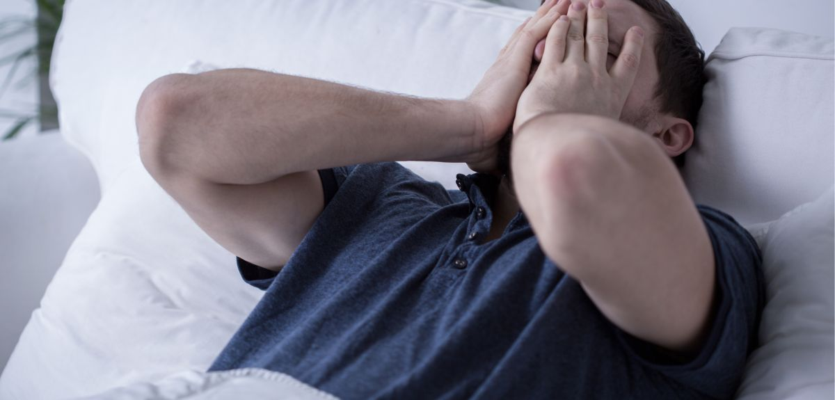 Treating insomnia may reduce mental health problems