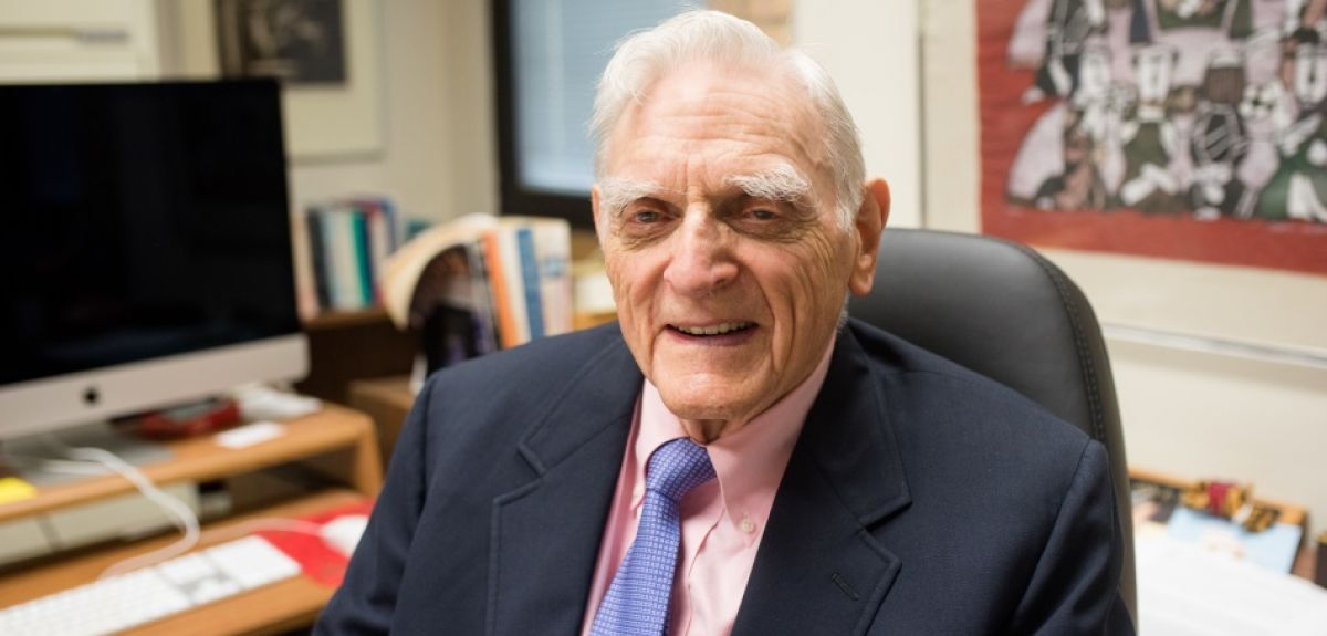Professor John Goodenough wins 2019 Nobel Prize in Chemistry for lithium-ion battery research