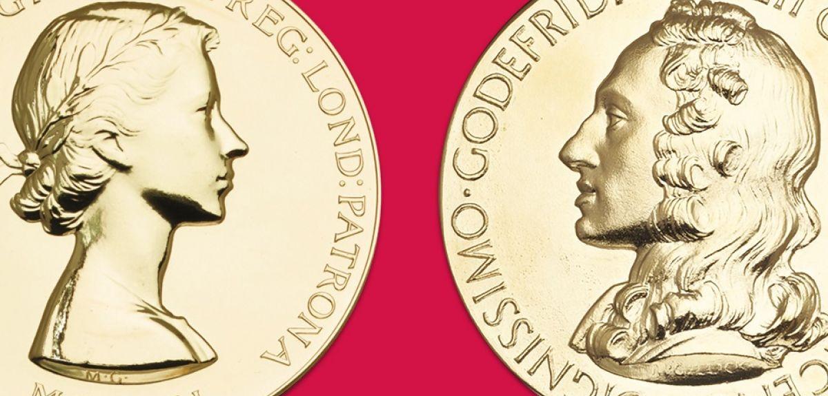 Royal Society medals