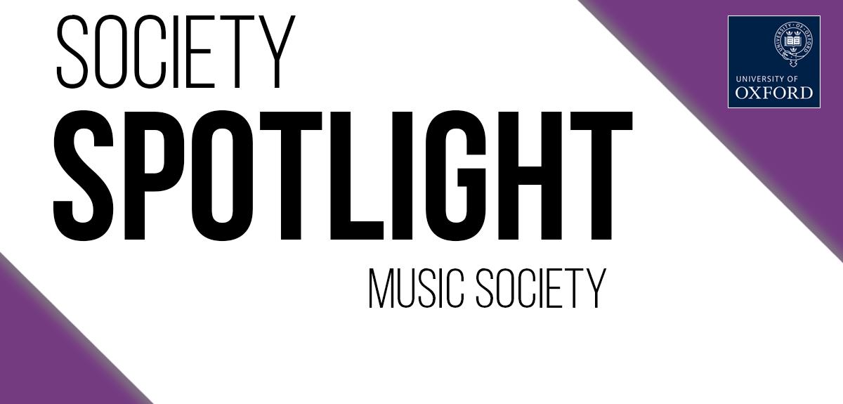 Music soc banner. Credits University of Oxford