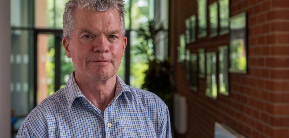 Picture of Professor John Todd