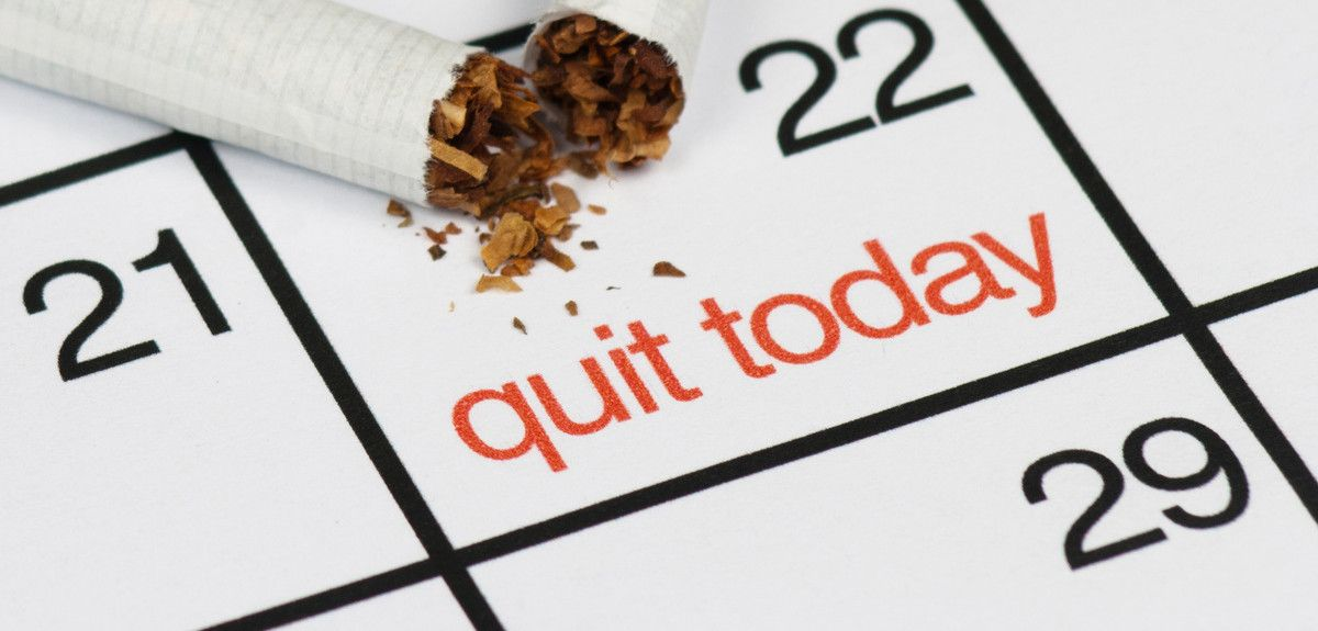 Setting a quit day