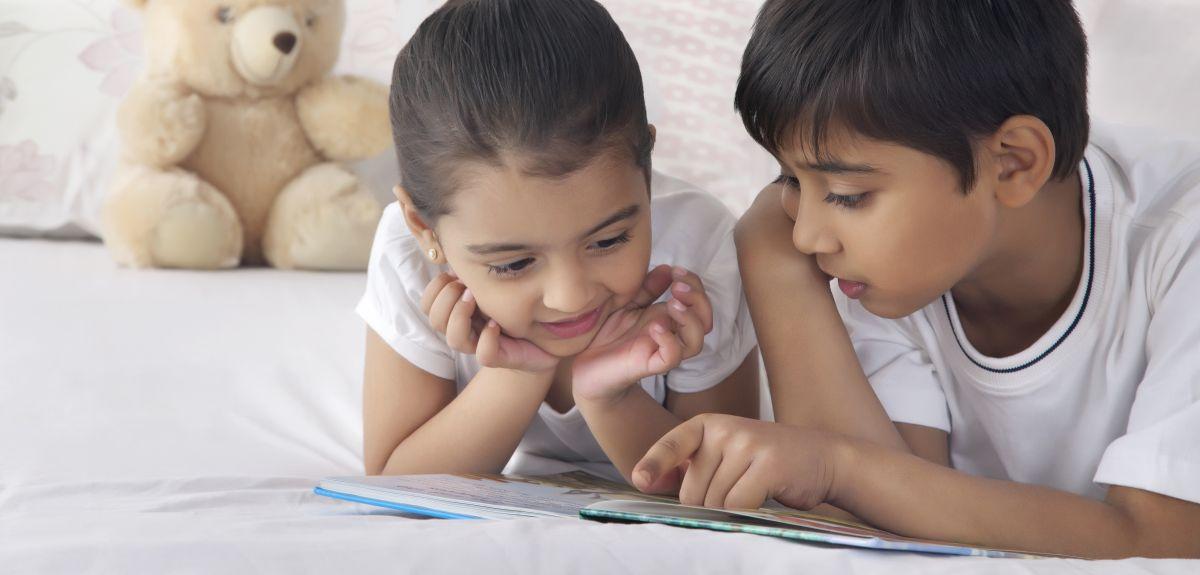 Siblings learning