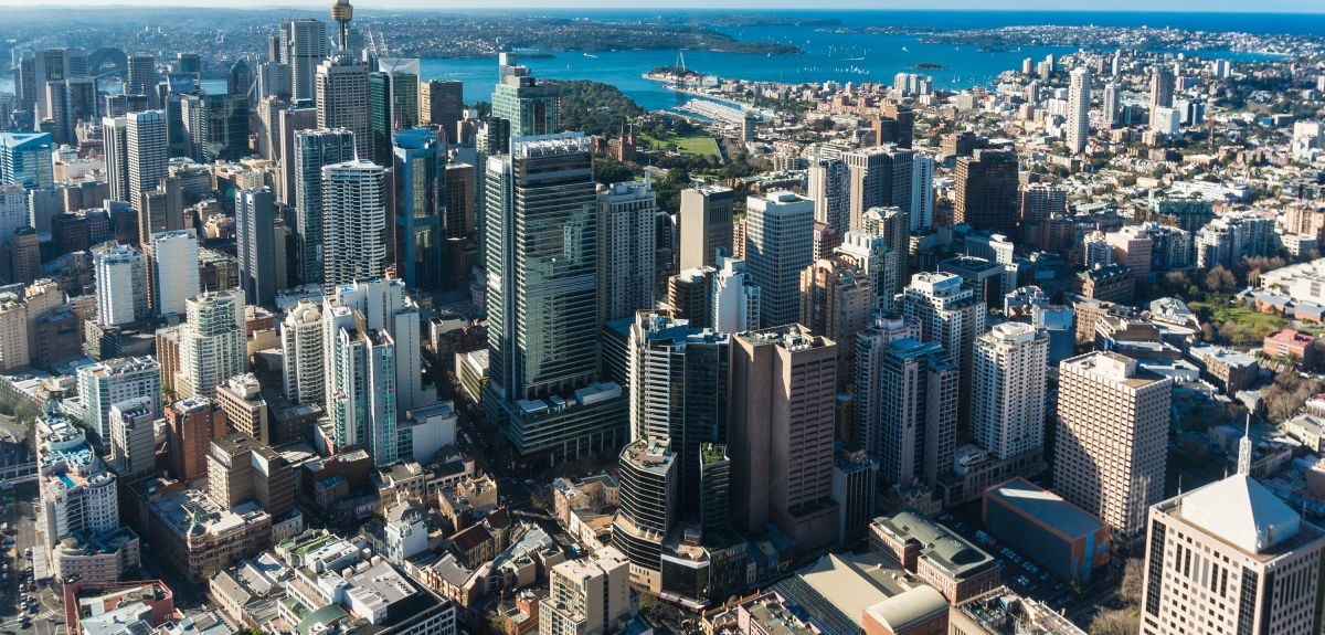 By 2013, over 60% of leases in Sydney's central business district contained green clauses.