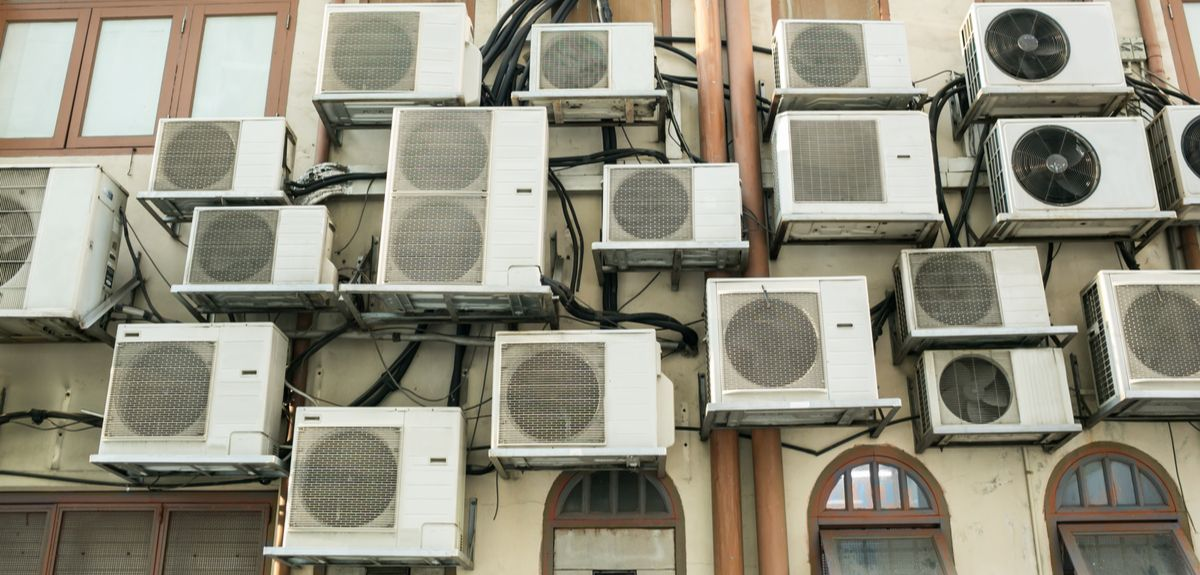The energy needed for space cooling alone is projected to triple by 2050 – the equivalent of adding 10 new air conditioners every second for the next 30 years