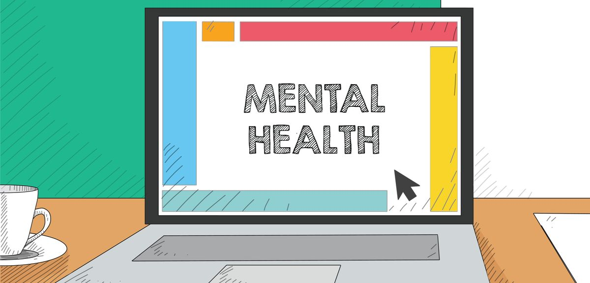 The online psychologist - Mental Health Awareness Week 2019