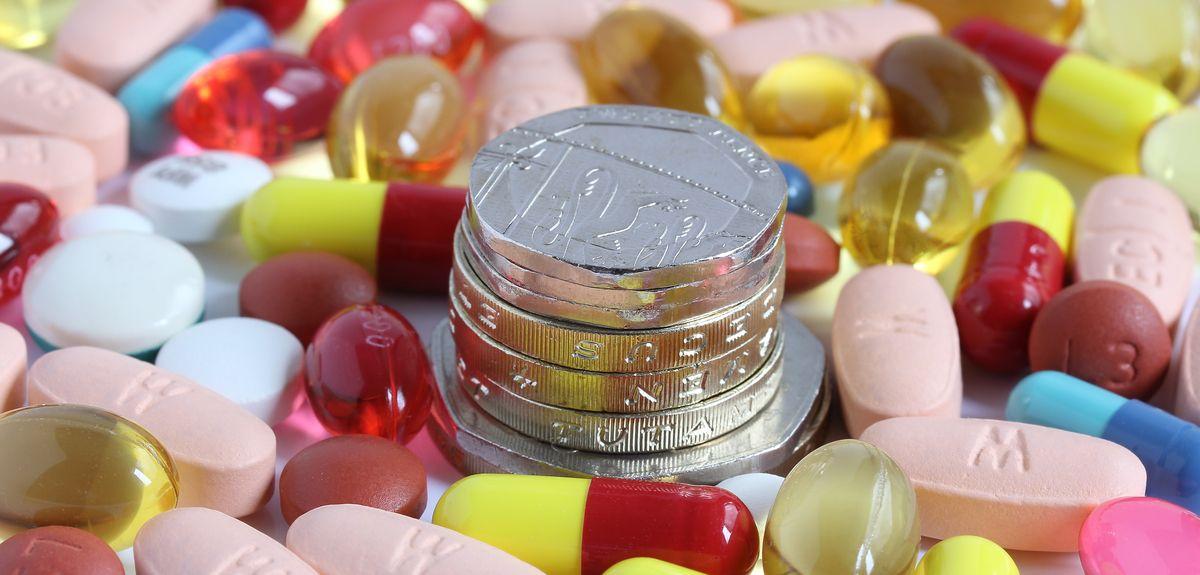 Plus ça change: pharmaceutical spending in the NHS