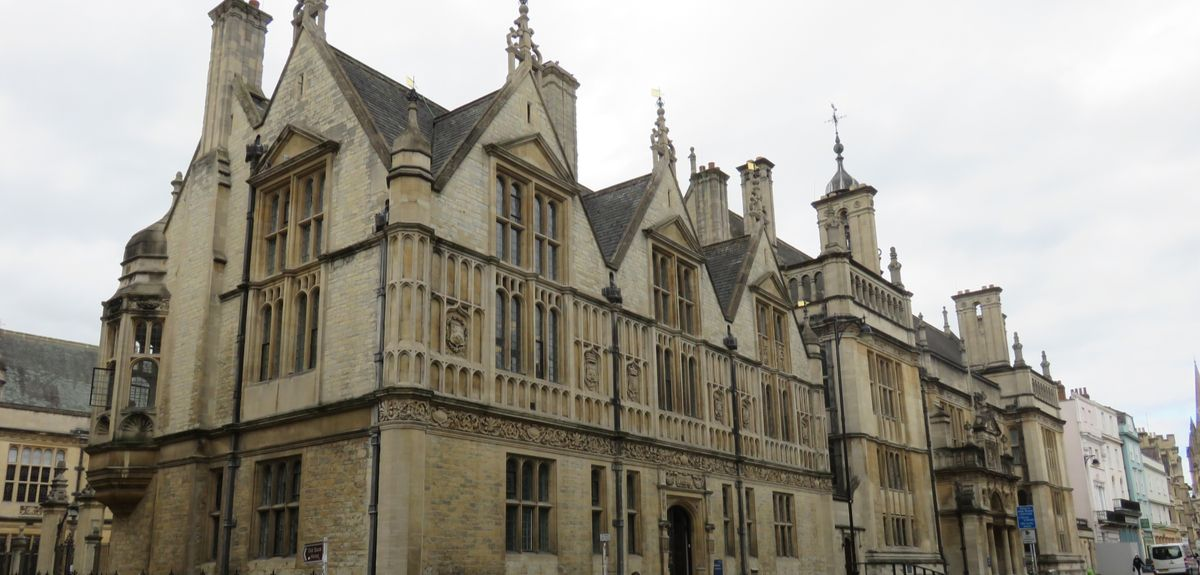 Ruskin School of Art, Oxford