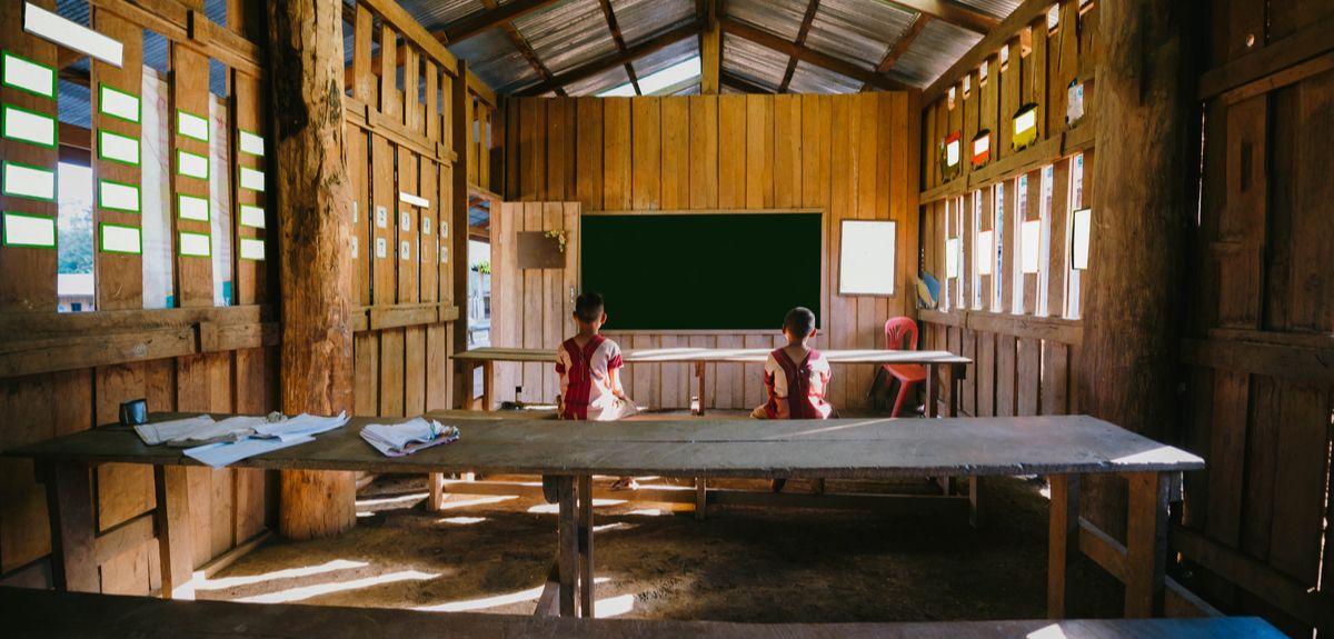 Developing world school