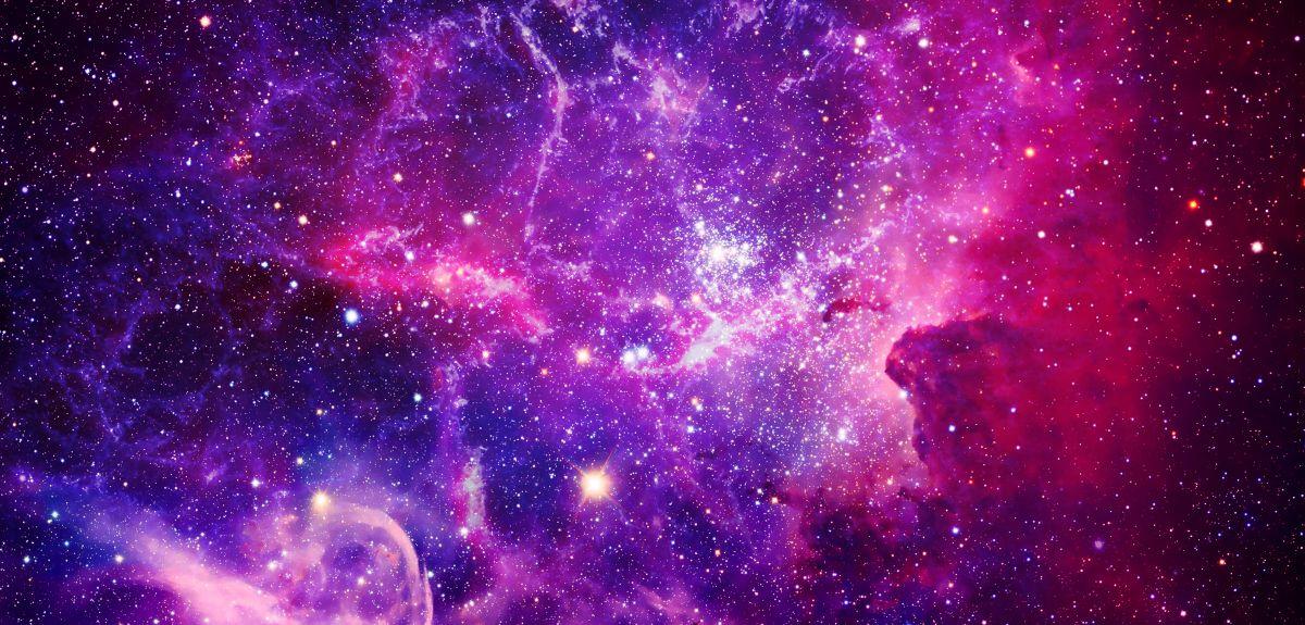 Bursting Galaxy