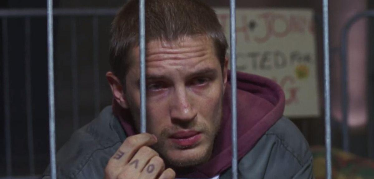 Screenshot from the film Stuart: A Life Backwards