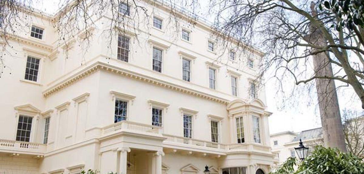 Photogrpah of The British Academy