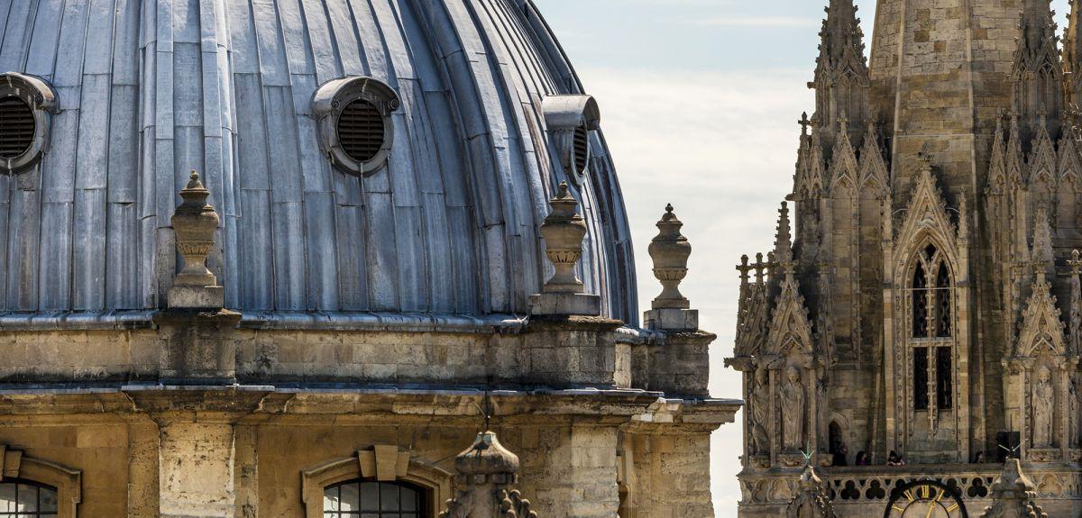 Oxford's spires