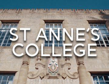 St Anne's College