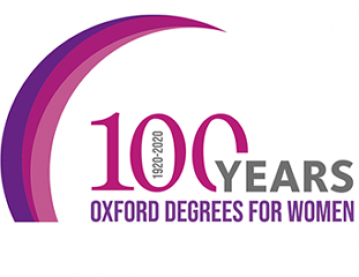 Women at Oxford: 100 years of Oxford degrees for women
