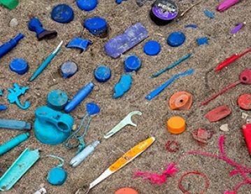 Plastic items
