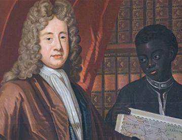 Portrait of Sir John Chardin