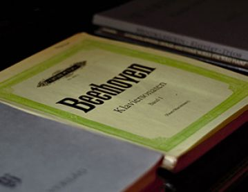 Beethoven script cover
