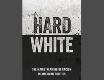 'Hard White' book cover