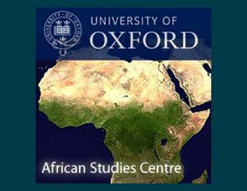 Podcast from the African Studies Centre