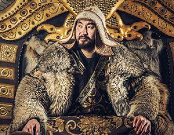 Mongol leader