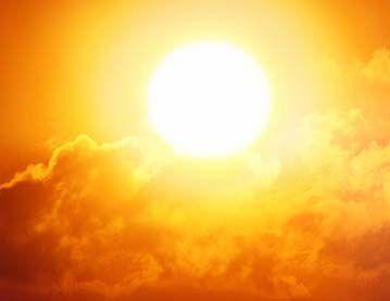 Iage of the sun