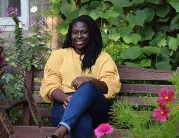 Photo of Hannah Lloyd, Student Engagement Coordinator, Oxford Student Union