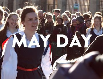 May Day in Oxford