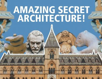 Secret Architecture of Oxford University Museum of Natural History