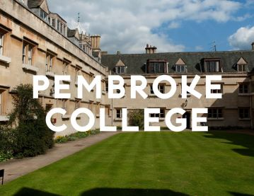 Pembroke College: A Tour