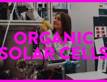 Organic Solar Cells (Anna - DPhil Condensed Matter Physics)