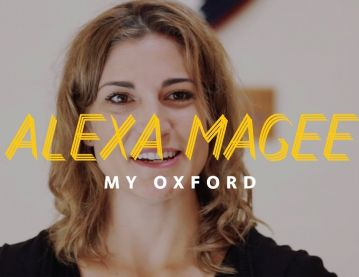Alexa Magee | My Oxford